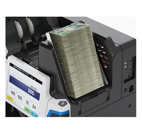 紙幣整理機 UW-F4JP