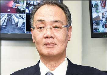 ▲ 浜崎弘二 株式会社サンキュー 営業本部長